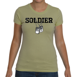 Soldier of Christ - Women's Shirt