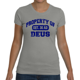 Property of Deus Women's Shirt