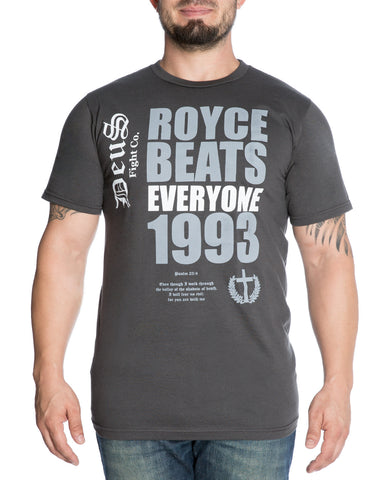 Royce Beats Everyone 1993 Shirt