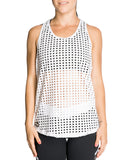 Women's White Lola Top
