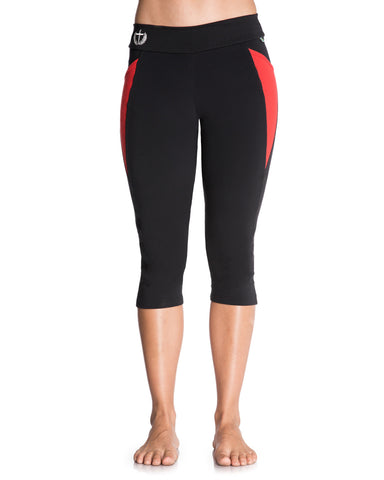 3/4 Capri Length Pant w/ Red Pocket
