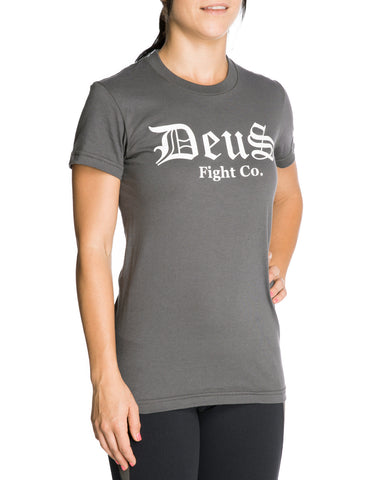 Women's DeuS Fight Shirt