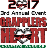 2017 Grapplers Heart Shirt
