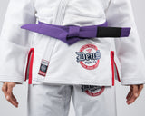 Deus World Wide Gi in White for Women