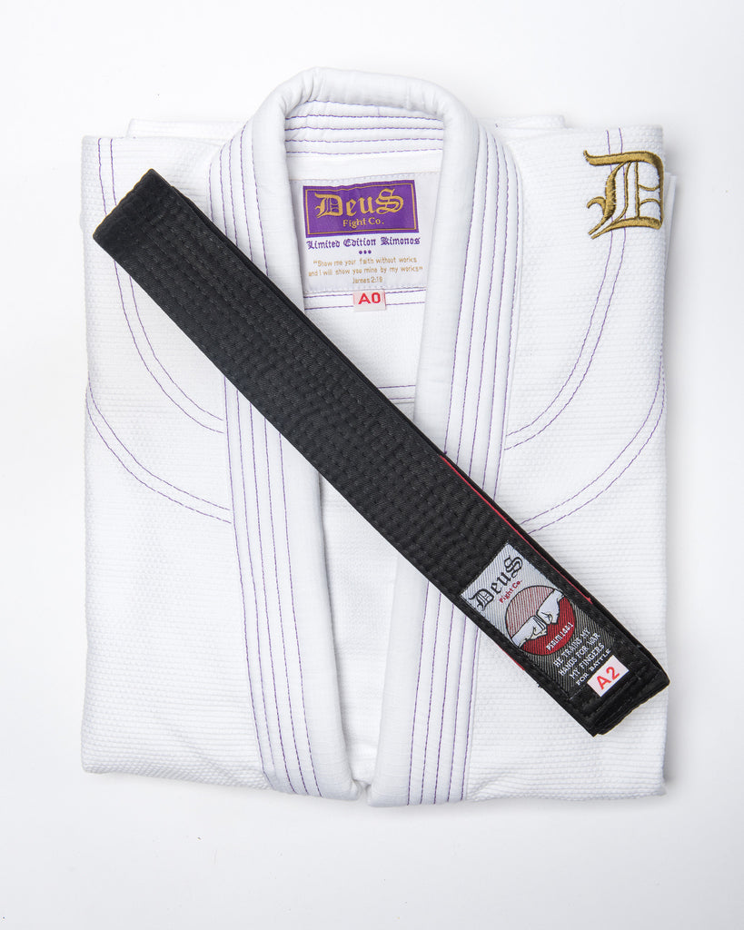 DeuS Fight Soft BJJ Belt