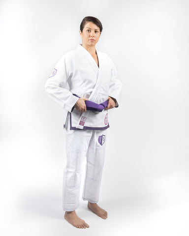 True Boundaries - Women's Deus Fight BJJ Gi