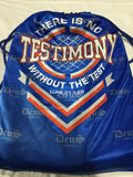 The Royal Blue Testimony