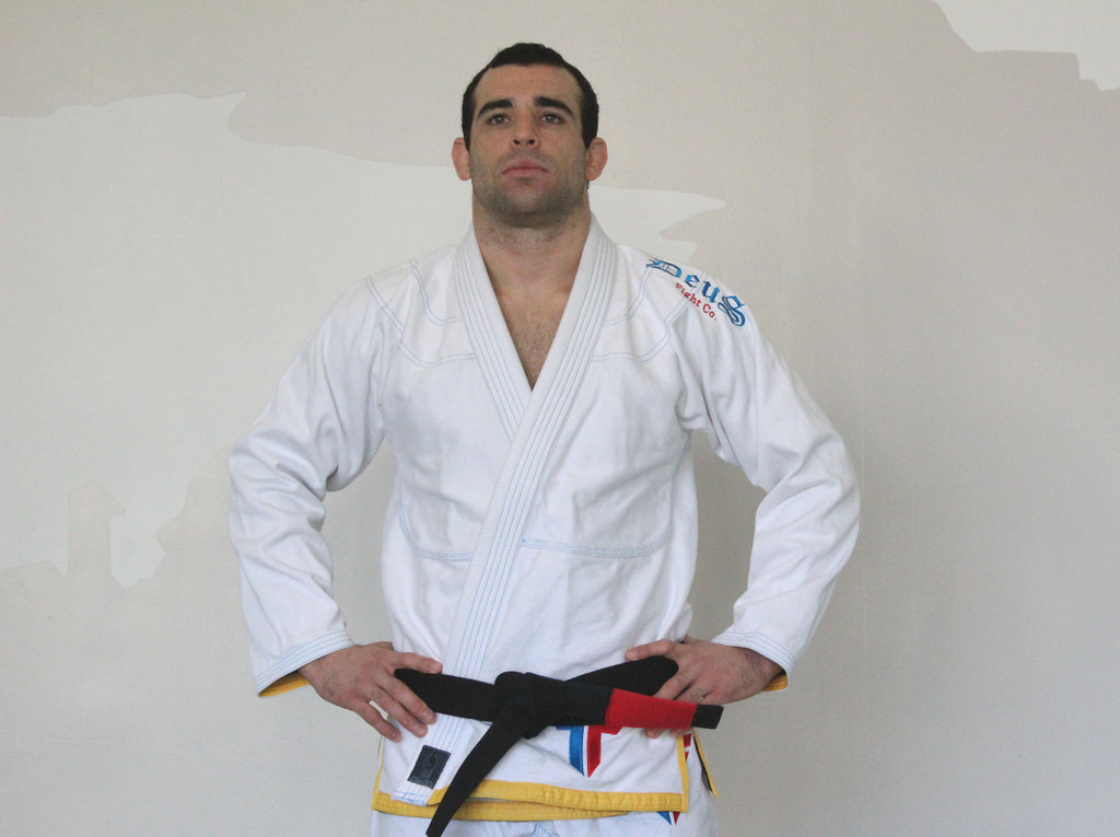 Limited Edition Gi - The Fight For the Forgotten