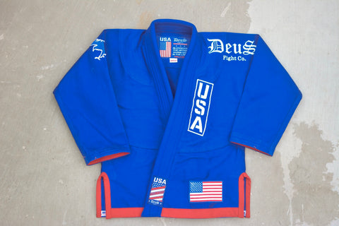 Deus Fight USA Gi