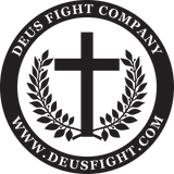 White Cross Logo Patch
