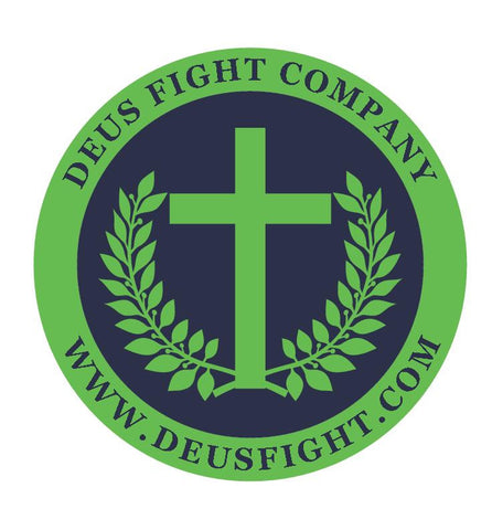 Green Cross Logo Patch