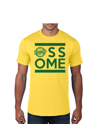DeuS Fight Ossome Shirt