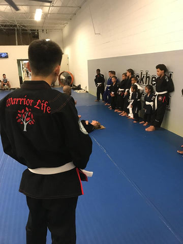 Kids Warrior Life Gi - The Falcon