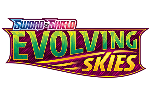 View Evolving Skies Single Cards