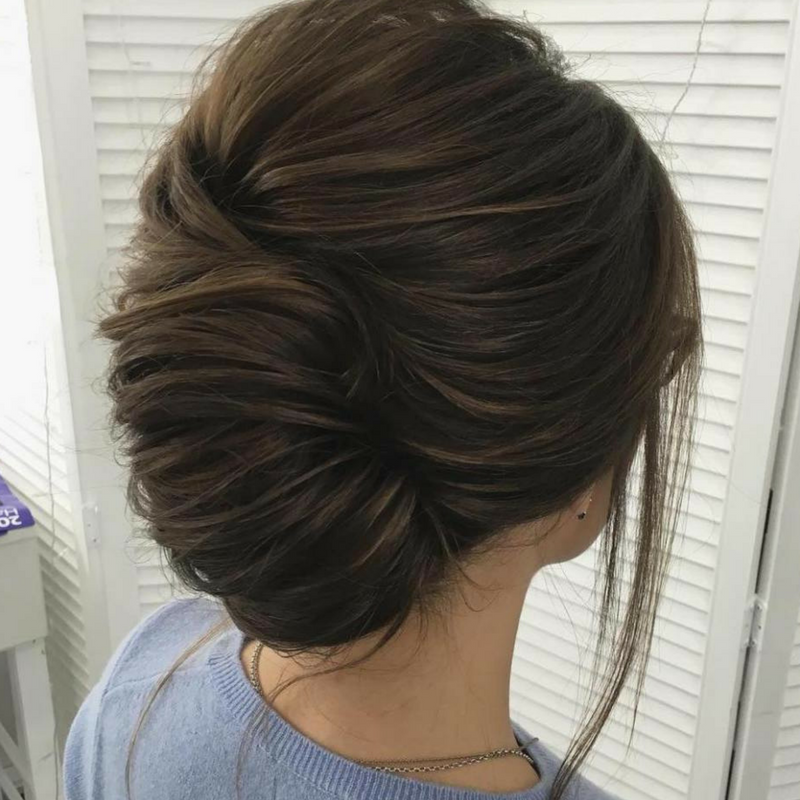 Hair Extensions Lancashire specialists Spectrum One give tips on festive season hairstyles for long hair
