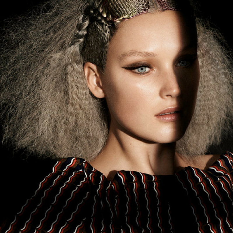 Image illustrating a blog by hair extensions Lancashire experts Spectrum One, discuss the 2017 British Hairdressing Awards
