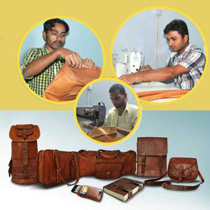 The journey of our leather bags: From its origins