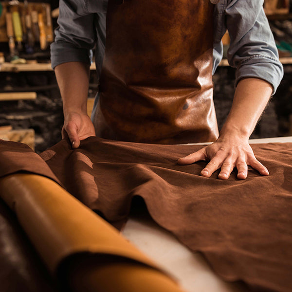 Explore the Various Types of Leather