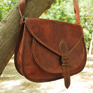 Medium Leather Satchel for Women: A perfect 2015 bag for you