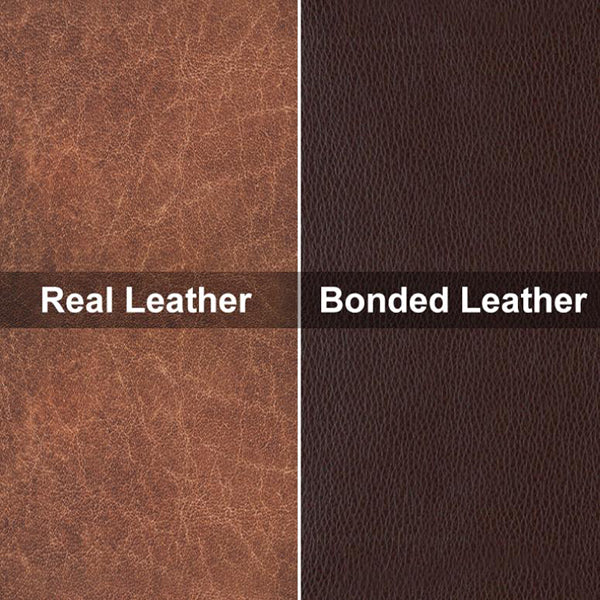 Difference between Real and Bonded Leather