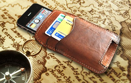 Leather-phone-cases