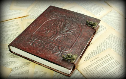 Leather-vintage-journal