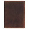 Monarch Business Leather Portfolio Professional Organizer (Brown)