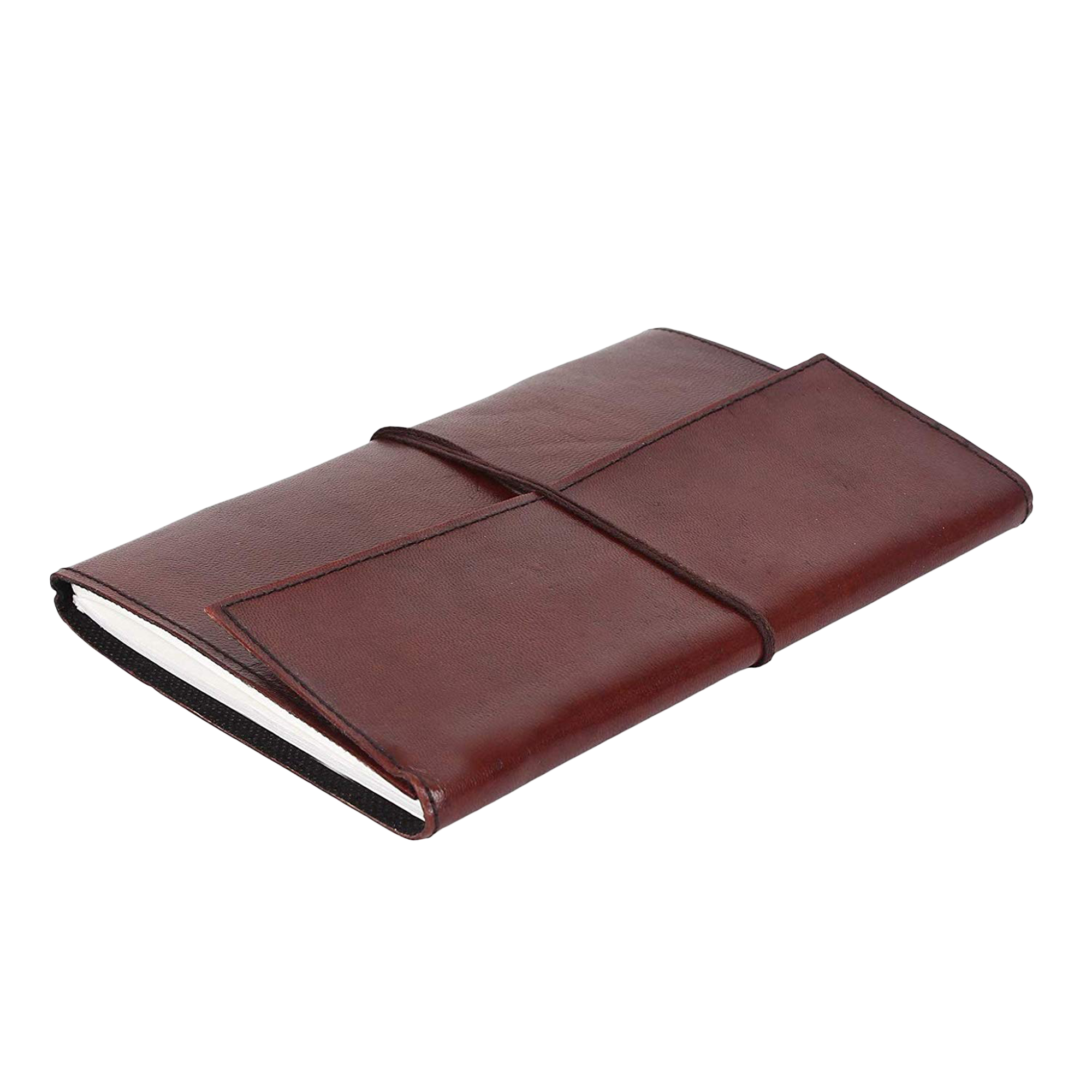 Handmade Genuine Leather Journal Notebook Travel Diary For Everyone