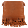 Sandy Lane Fringe Hobo Bag