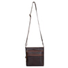 Lucy Leather Sling Women's Messenger Bag