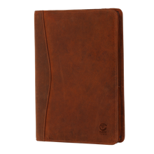 Load image into Gallery viewer, Supreme Business Leather Padfolio (Brown)