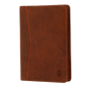 Supreme Business Portfolio Professional Organizer for Men & Women Durable Leather Padfolio (Brown)