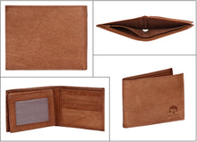 Load image into Gallery viewer, RFID Blocking Handmade Leather Wallets