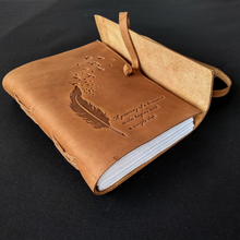 Load image into Gallery viewer, Leather Journal for Women
