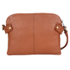 Wristlet Wallet, Leather Clutch Wallets for Women (10 inch, Brown)
