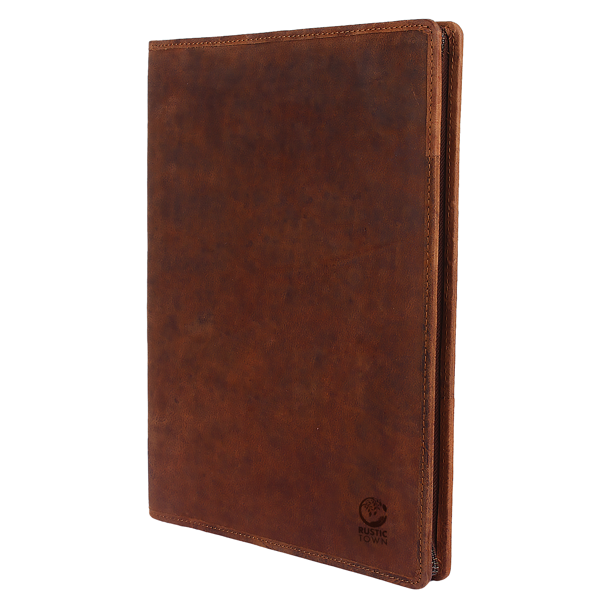 Monarch Business Leather Portfolio Professional Organizer (Hunter)