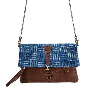 Woven Shoulder Bag Satchel Crossbody Bag Women Woven Fabric Bag Unique Gifts for her