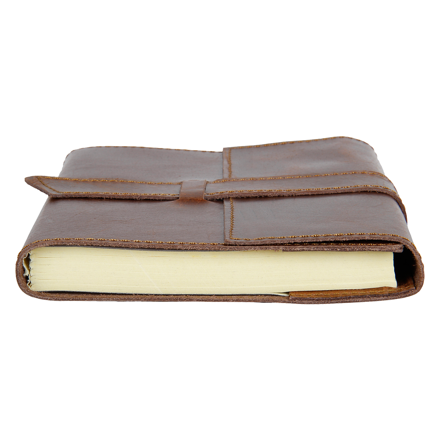 Dreamer Leather Journal to Write in Notebook Refillable Diary for Men Women Writers Artist Poet