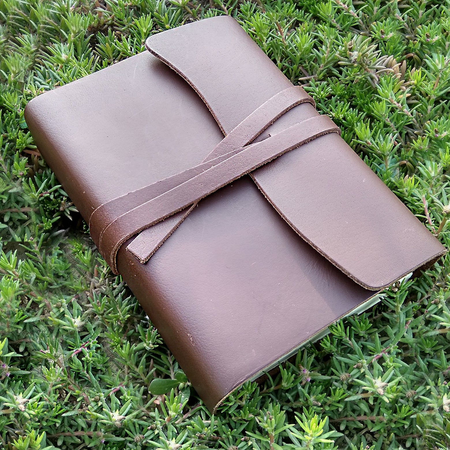 Visionary Handmade Medium Vintage Style Leather Journal Diary Men Women
