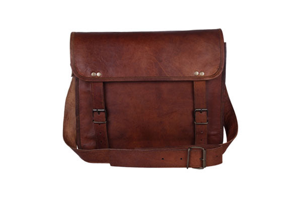RUSTIC TOWN SCOUT MESSENGER