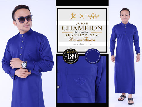 Twillight Champion Jubah