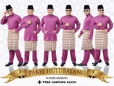 Hulubalang In Duke Magenta