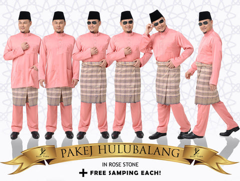 Hulubalang In Rose Stone