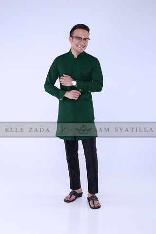 Royal Green Champion Kurta