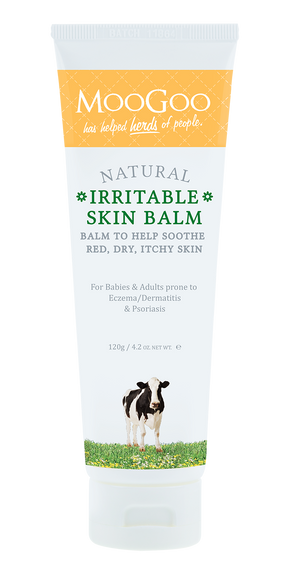 MooGoo Skincare - Irritable Skin Balm (also known as Eczema & Psoriasis Balm)