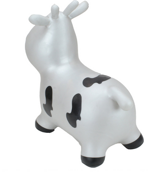 Happy Hopperz - Thinner Body for Smaller Toddler (Moo Cows)