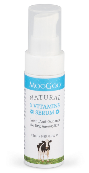 MooGoo Eye Serum - 3 Vitamins