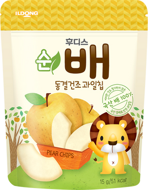 Ildong  Agimeal Pure Pear Chips