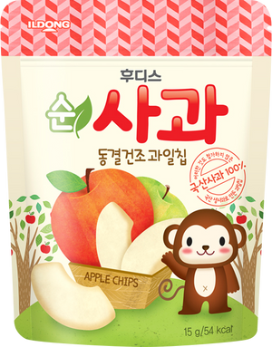 Ildong  Agimeal Pure Apple Chips