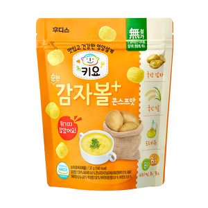 Ildong Keeyo Potato Ball Corn Soup 30g